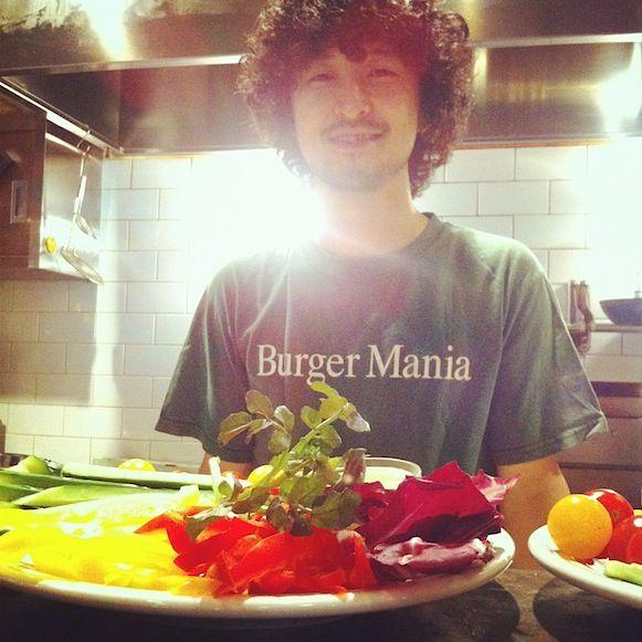 16都道府県39店舗目 第7回マンスリーバーガーTVクリスマスパーティー@Burger Mania