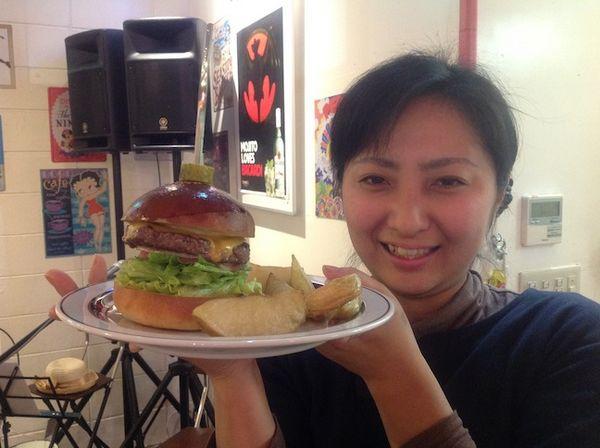 19都道府県60店舗目 名古屋OX Diner
