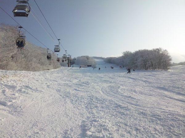 だいせんホワイトリゾート スキー場