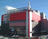 ラウンドワンスタジアム 中川1号線店(スポッチャ)