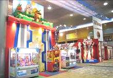ナムコランド ヒーローズキャンプ 名古屋店