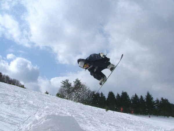 十種ケ峰スキー場