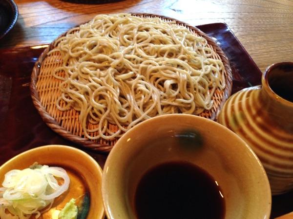 並木藪蕎麦(なみきやぶそば)