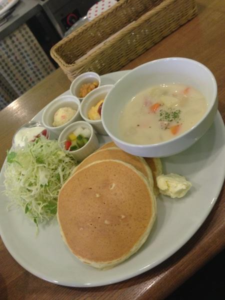 パンケーキ ラボ(Pancake LABO)