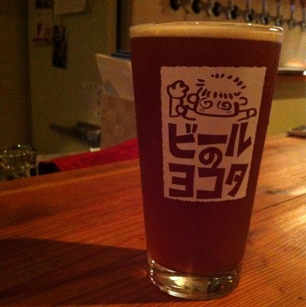 ビールのヨコタ