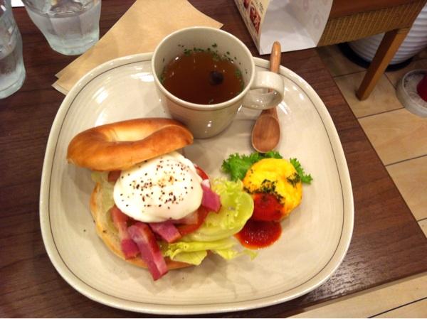 TC CAFE 自由が丘店(ティーシーカフェ)