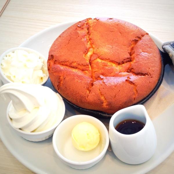 【おまけ】パンケーキ専門店 Butter Premium ららぽーと豊洲(バター プレミアム)