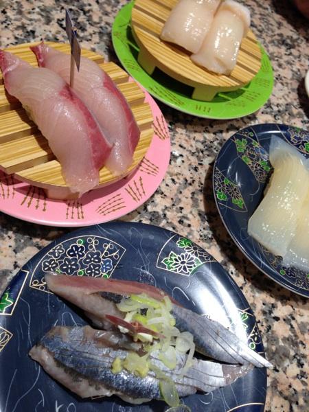 回転寿司 花まる KITTE丸の内店