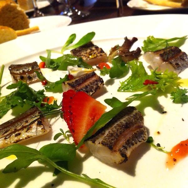 新宿 イタリア料理  オステリア オリエーラ