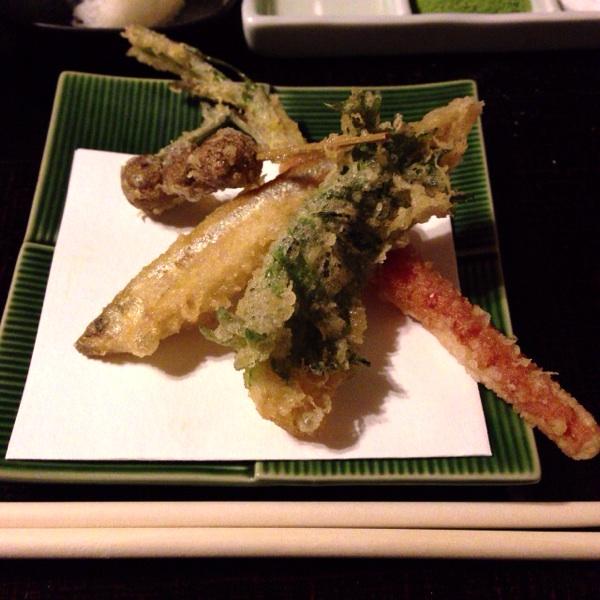 【個室・天ぷら】天ぷら 八坂圓堂