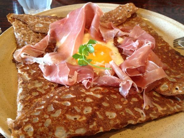 ブレッツカフェ クレープリー 新宿タカシマヤ店(BREIZH Cafe CREPERIE)
