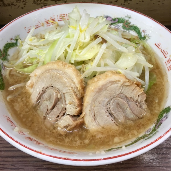 ラーメン二郎 横浜関内店