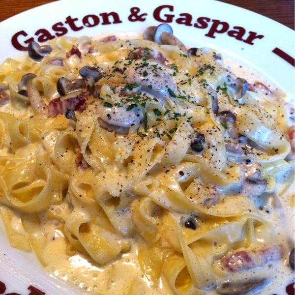 Gaston & Gaspar(ガストンアンドギャスパー)