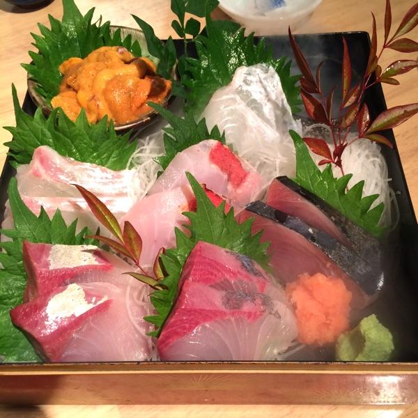 [閉店]俺の魚を食ってみろ 神田分店