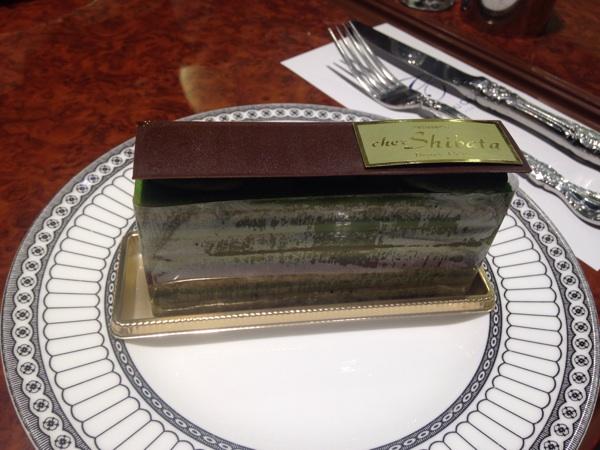 まるでアート!なケーキのお店 シェ・シバタ 名古屋