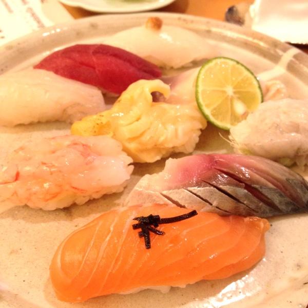 sushi 田なべ