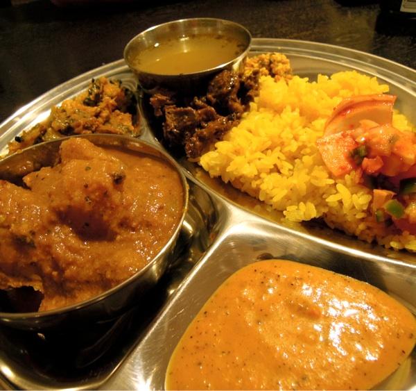 仙台のネパール料理。賭ける情熱。