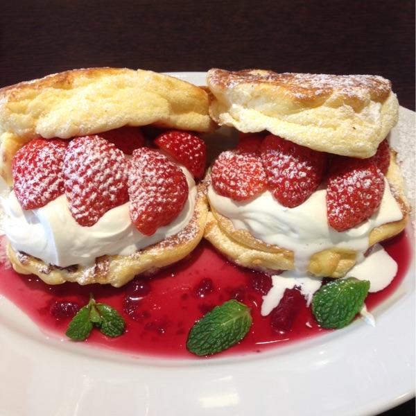 パンケーキとパスタが絶品!ChevalCafe(シュバルカフェ)