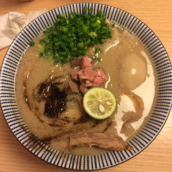 ついでに立ち寄りたいラーメン店「自家製麺MENSHO TOKYO」