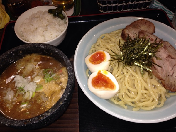 濃厚こってりつけ麺がおススメのつけ麺 丸和 春田本店