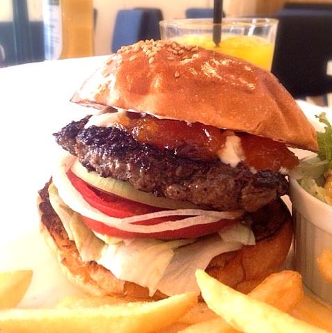 バーガーマニア(Burger Mania)