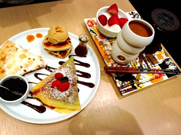 マックスブレナー チョコレートバー ルクア大阪店(MAX BRENNER CHOCOLATE BAR)