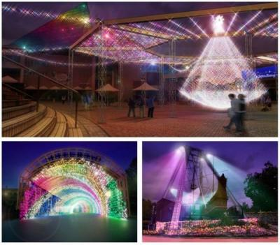 横浜・八景島シーパラダイス「楽園のアクアリウム2015 WINTER」