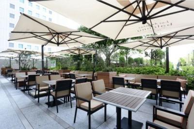 六本木 泉ガーデン「バルコニーレストラン&バー」