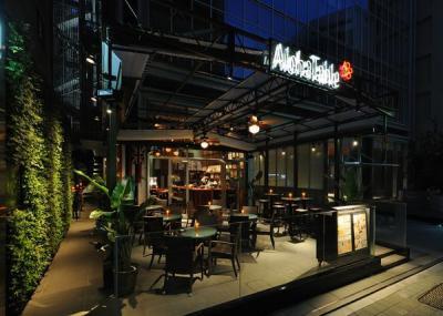 ALOHA TABLE Hawaiian Bar 赤坂(アロハテーブル ハワイアンバー)