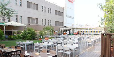 渋谷東急本店屋上 プレミアムビアガーデン