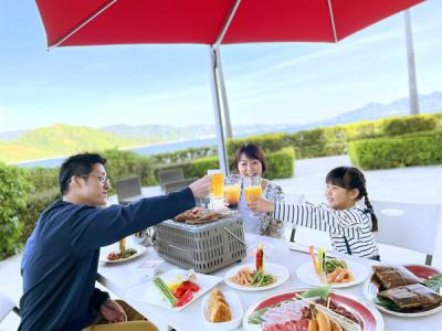 グランドプリンスホテル広島 海辺のビアホール ~World Buffet Cruise~世界の肉料理~
