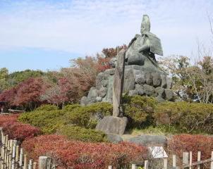 鎌倉・源氏山公園