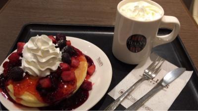 タリーズコーヒー 横浜ワールドポーターズ店