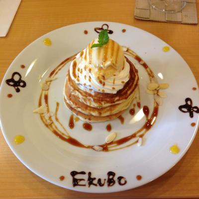 Cafe EkuBo(カフェ エクボ)