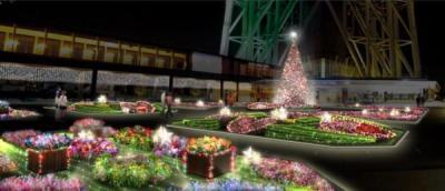 東京スカイツリータウン イルミネーション 2016(東京スカイツリータウン ドリームクリスマス 2016)