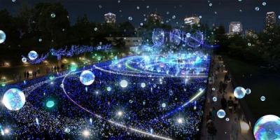 東京ミッドタウン クリスマスイルミネーション2016(MIDTOWN CHIRSTMAS 2016)