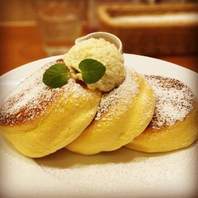 幸せのパンケーキ 神戸店