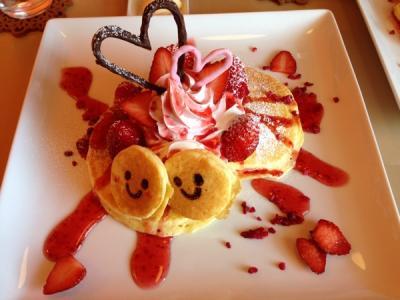 Pancake Cafe MaHaLo(パンケーキカフェ マハロ)