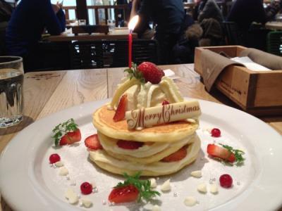 j.s. pancake cafe 札幌ステラプレイス店(J.S. パンケーキカフェ)