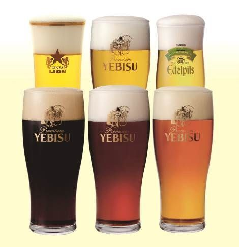 <ドリンクメニュー>6種類の生ビールが飲み放題