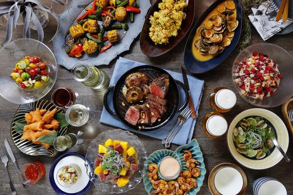 シーフードレストラン「シロノニワ」プロデュースのルーフトップ・ビアガーデン