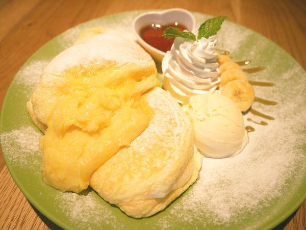 レモンパンケーキ ¥1,400(税抜)