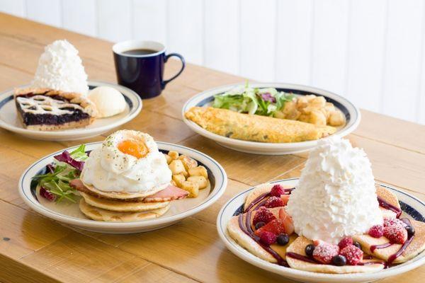 Eggs 'n Things 梅田茶屋町店について