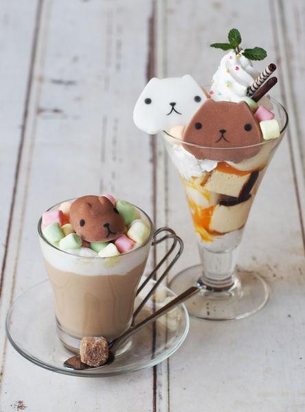 ■カピバラさん×HANDS CAFE コラボレーションについて