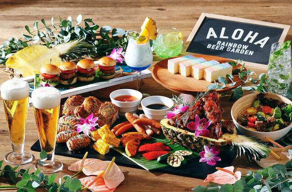 ホテル インターコンチネンタル 東京ベイ 緑と海のビアガーデン