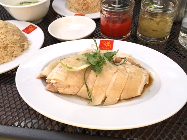 「威南記海南鶏飯 Wee Nam Kee Hainanese Chicken Rice」とは
