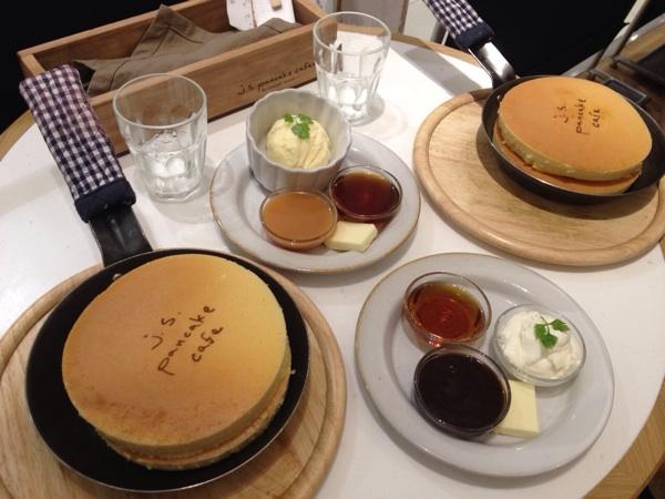 j.s. pancake cafe 町田モディ店(J.S. パンケーキカフェ)