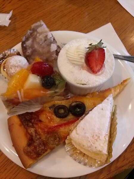 エスプリ・ド・ビゴ 自由が丘店でパンとケーキビュッフェ!!ほんと素敵ーー(  ;∀;)