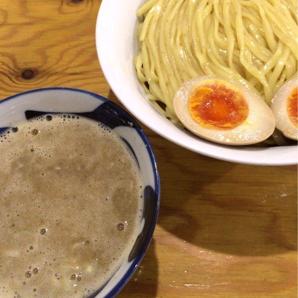 ラーメン人生 JET600で初めての、濃厚つけ麺。鶏!