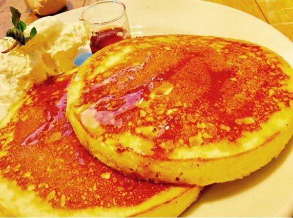 j.s. pancake cafe ラゾーナ川崎店久々に行きましたが、思った以上にボリュームがあって美味しかったです(*・ω・*)